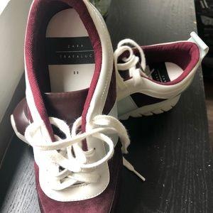 Zara Shoes Trafaluc